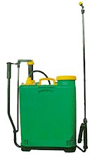 Typical knapsack sprayer. Picture from www.sz-wholesale.com