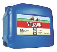 Vetrazin Liquid. Image taken from www.pggwrightson.co.nz